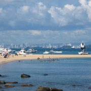 Isla taboga 2 playas