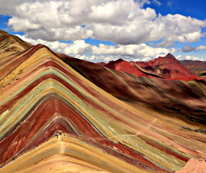"""Montana """"Arco Iris"""" en Cuzco"""